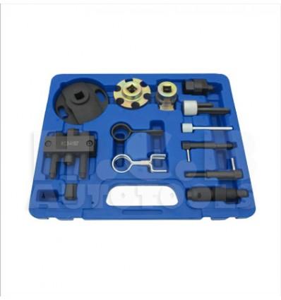 Variklių fiksavimo/suderinimo rinkinys, VW / Audi, 2.7 TDI, 3.0 TDI V6, 4.0D. 4.2 V8 TDI