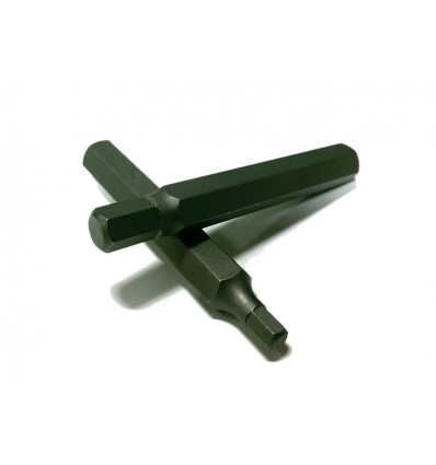 Antgalis, H5, Hex, 10mm, ilgas, L-75mm