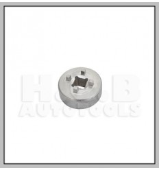 Cooling pump thermostat key, VW, Audi, Skoda, 1.0TFSI 4V 3C, 1.2TSI, 1.4FSI, 1.4TFSI, 1.4TDI CR 3C