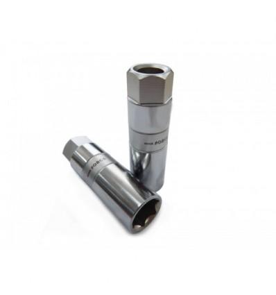 Galvutė amortizatoriams, 6br., 18, L-82mm, Hex 22mm