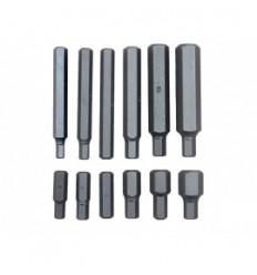 Antgalis, H6, Hex, 5/16`, L-30mm