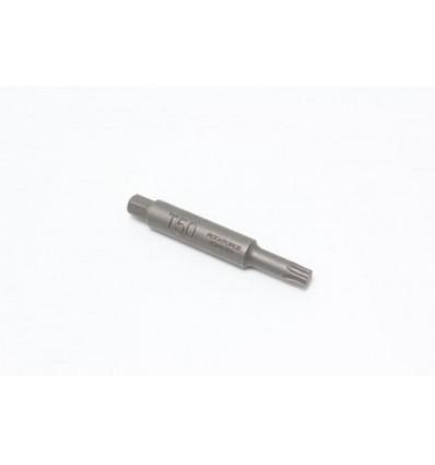 Antgalis amortizatoriams, STAR-forma, T50, L-92mm, Hex 10mm
