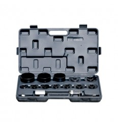 Manual Steering System Pull Tool Set, (55.5, 59, 62, 65, 66, 71.5, 73, 78, 84mm), 17d.