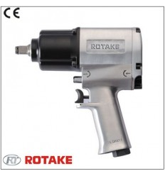 Air Impact Wrench, 1/2`, 113l/min, 860Nm, 7000rpm, 1/4`(F)