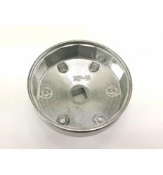 Galvutė tepalo filtrui (903-4), aliuminė, 1/2`, 73mm, 14br.