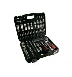 Tools Set, 108d., 1/4`, 1/2`, 6br., Star, (4-32mm, E4-E24)