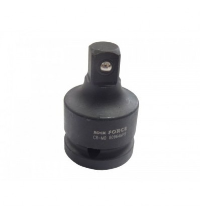 Adapteris, smūginis, 3/4` (F) vidus, ,, 1/2` (M) išorė, L-58mm
