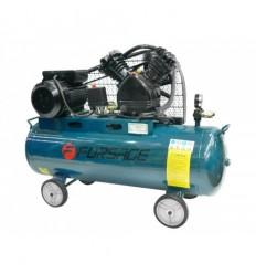 Oro kompresorius, stūmoklinis, 2 cilindrų, 100l, 220V, 2.2kW, 311l/min, 1020rpm, 10bar