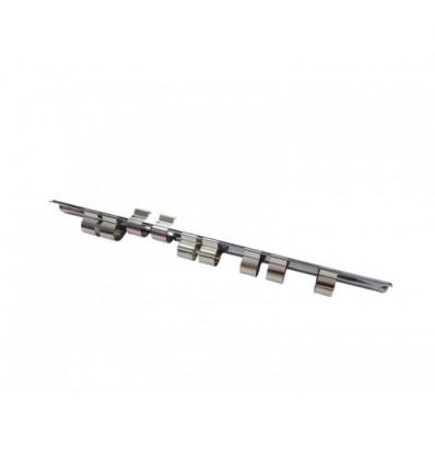 Laikiklis galvučių, 3/8`, L-560mm, metalinis, juostelė