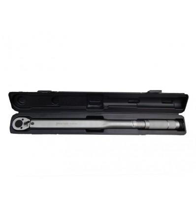 Dinamometrinis raktas, 3/8`, užveržiamas, 5 Nm, 25 Nm, L-270mm