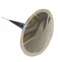 Lopas padangoms `grybo` formos, Ø 8mm