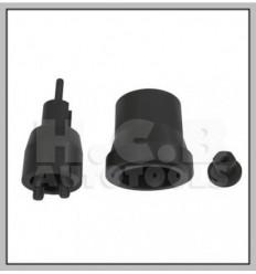 Variklio galinio riebokšlio įstatymo įrankis, BMW, N47, N47S