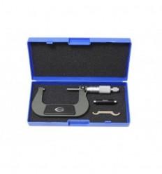 Mikrometras, 50-75mm, ±0.01mm