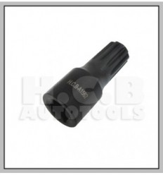 Antgalis galvutė, smūginė, 1/2`, 11 dantukų, DAF, L-65mm