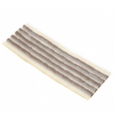 Klijavimo virvučių rudų komplektas (5vnt), 6mm, L-200mm