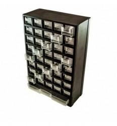 Dėžutė smulkmenoms su stakčiukais, plastikinė, 310mm, 490mm