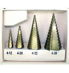 , 4d., HSS, 15pak. 13pak. 9pak. 5pak., 2mm, 3mm