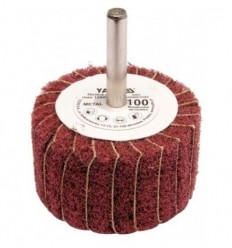 Šlifavimo antgalis lapelinis su užpildu, šlifavimui, Nr.100, 30mm, Ø50mm, 6mm