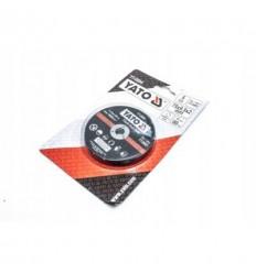 Diskas, 2mm, 18000rpm, 75mm, 9.5mm, pjovimui