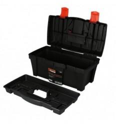 Įrankių dėžė, plastikinė, 2 skyriai, 400mm, 200mm, 186mm