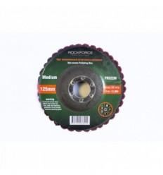 Diskas vidutinio kietumo, šlifavimui, Ø125mm, 12000rpm